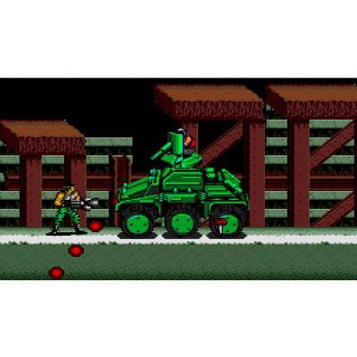 Midnight Resistance (Sega)