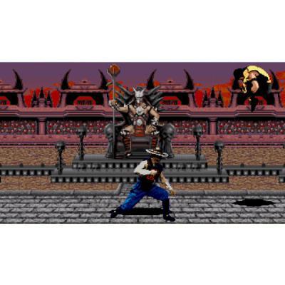 Mortal Kombat 2 (Sega) 4