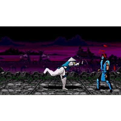 Mortal Kombat 2 (Sega) 5
