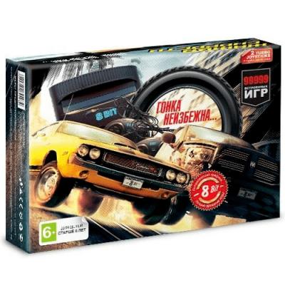 8 бит N.F.S 99999 + 15 встроенных игр
