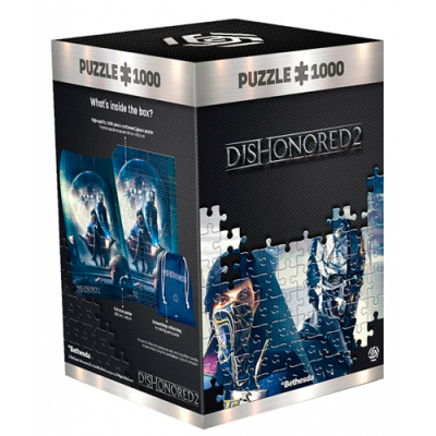 Пазл Dishonored 2 Throne (1000 элементов)