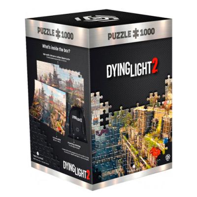 Пазл Dying Light 2 City (1000 элементов)
