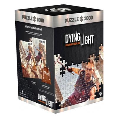 Пазл Dying Light Crane's figh (1000 элементов)