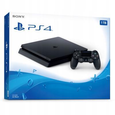 Игровая Приставка PlayStation 4 (CUH-2216B) Slim (1TB)