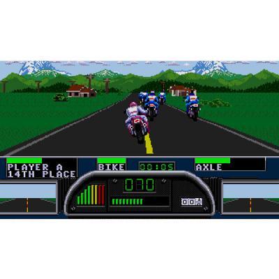 Road Rash 2 (Sega)