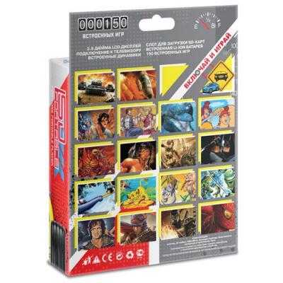 Sega Gopher оранжевая + 150 игр