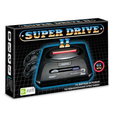 Sega Super Drive 2 + 62 игры