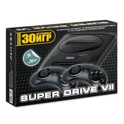 Sega Super Drive 7 + 30 игр