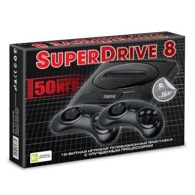 Sega Mega Drive 8 + 50 игр