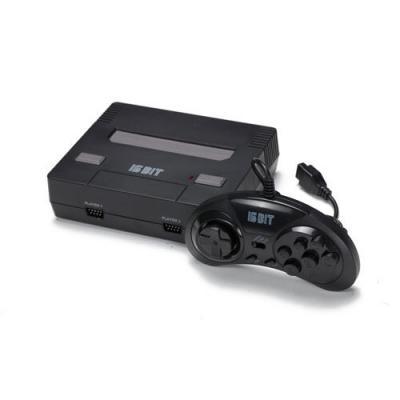 Sega NES (Black) + 166 игр