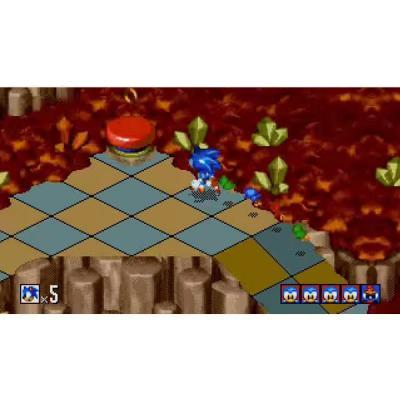 Sonic 3D Blast (Sega)