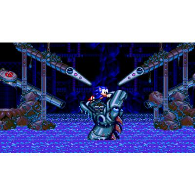Sonic Spinball (Sega)