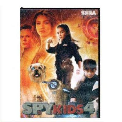 Spy Kids. All the time in the world!