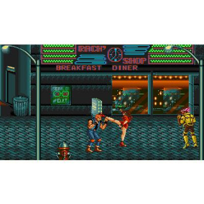 Streets of Rage (Sega)