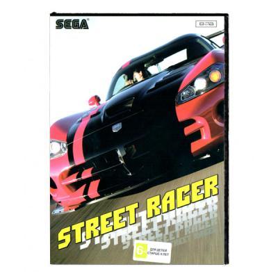 Street Racer (Sega) 1