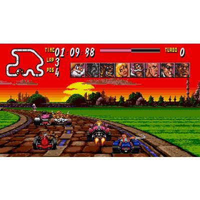 Street Racer (Sega) 8