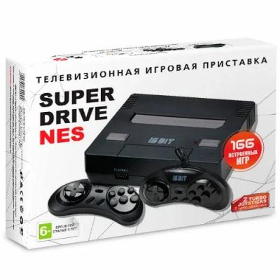 Sega NES (White) + 166 игр