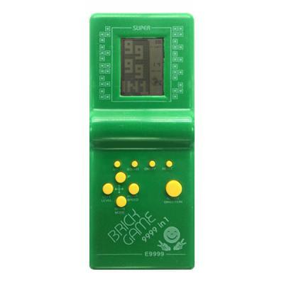 Тетрис 9999 игр, зеленый
