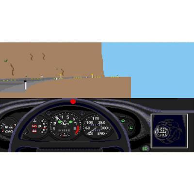 The Duel: Test Drive II (SEGA)