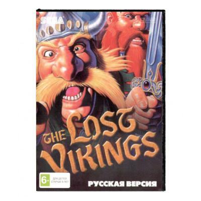 The Lost Viking's (SEGA)