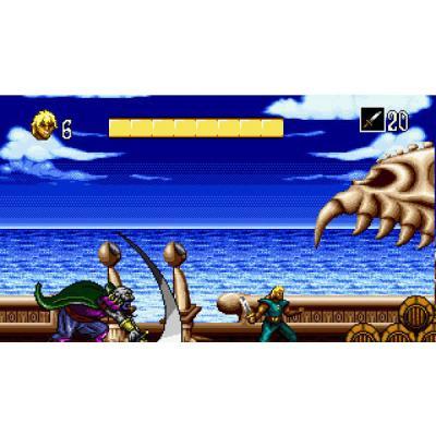 The Pirates of Dark Water (Sega)