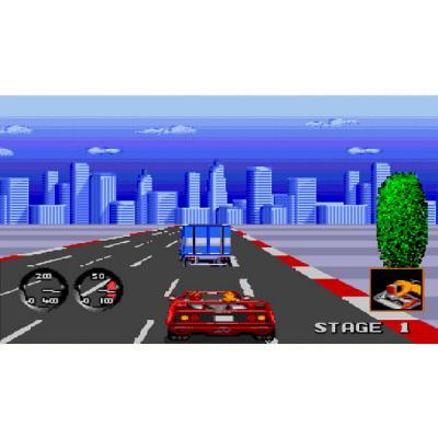 Turbo Outrun (SEGA)