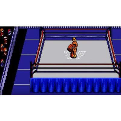 WWF Wrestlemania Steel Cage Challenge (Dendy)