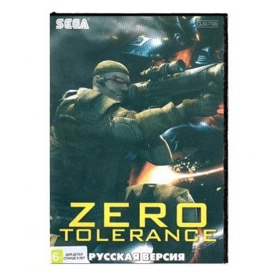 Zero Tolerance (Sega)