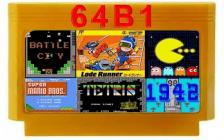 Сборник 64 игр в 1 картридже
