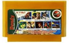 Сборник  118 игр в 1 картридже