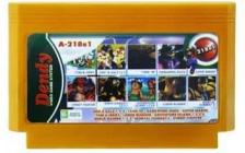 Сборник 218 игр в 1 картридже