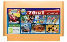 Марио, Танчики. 70 игр в 1 (Dendy)