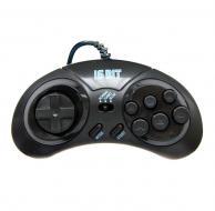 """Джойстик """"Turbo"""" для Sega черный"""