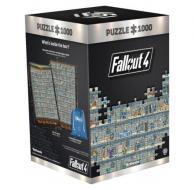 Пазл Fallout 4 (1000 элементов)