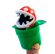 Мягкая игрушка Mario Piranha (большая)