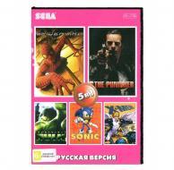 Сборник Marvel 5 в 1 (Sega)