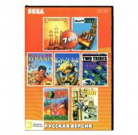 Сборник стратегий 7 в 1 (Sega)