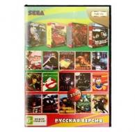 Сборник для Сеги 27 игр в 1 картридже (27в1) Микс жанров