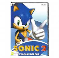 Sonic The Hedgehog 2 (Sega)