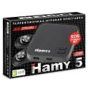 Hamy 5 «Classic» (Black) + 505 игр