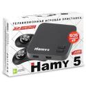 Hamy 5 «Classic» (White) + 505 игр